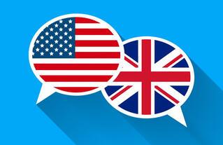 Angličtina gramatika: Britská a americká angličtina
