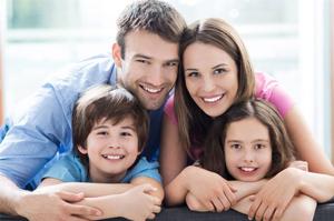 Anglické slovíčka - Rodina po anglicky